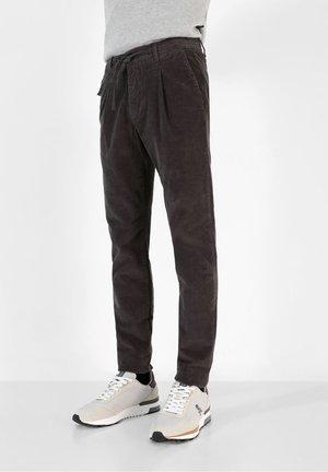SAFARI CORDUROY - Trousers - taupe