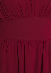 TFNC - DANYA MINI DRESS - Day dress - burgundy - 2