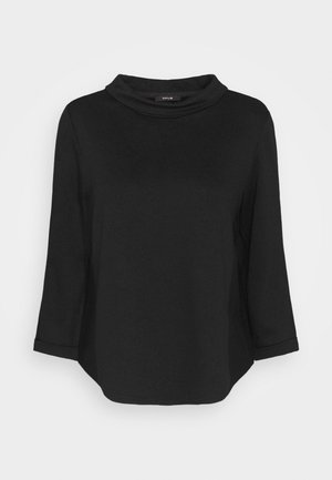 GULEDA  - Long sleeved top - black