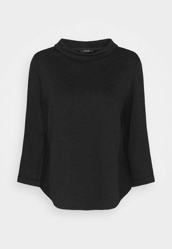 GULEDA  - Long sleeved top - black