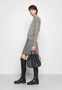 HUGO - SAMALY - A-line skirt - multi-coloured - 4