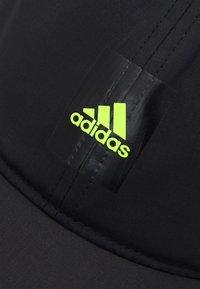adidas Performance - LIGHTWEIGHT UNISEX - Gorra - black/solar yellow - 3