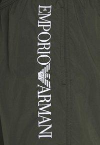 Emporio Armani - BOXER - Plavky - military green - 2
