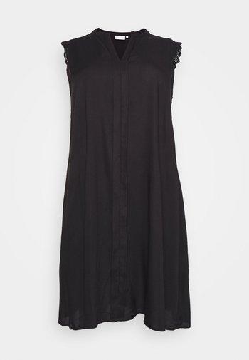 CARMUMI KNEE DRESS - Day dress - black