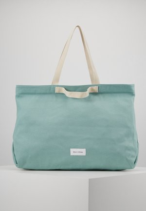 SHOPPER  - Shopping Bag - misty spearmint