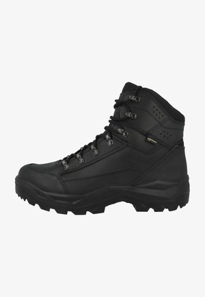 RENEGADE - Hiking shoes - black