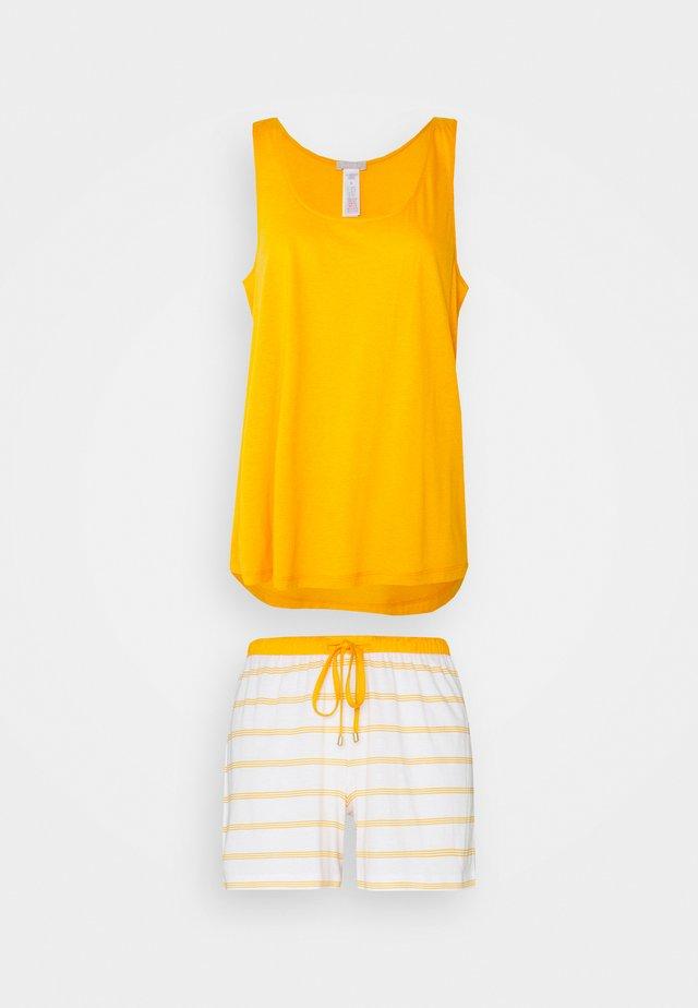 LAURA SET - Pyžamová sada - sunny