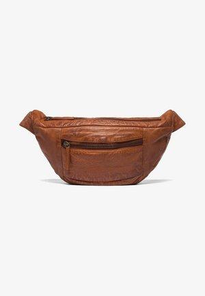 Bum bag - vintage cognac