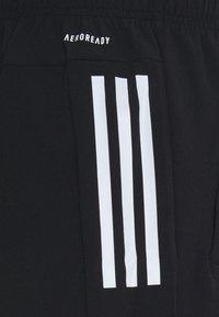 adidas Performance - TRAINING WORKOUT AEROREADY - Korte sportsbukser - black - 2