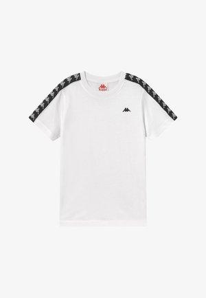 HANNO - Print T-shirt - bright white