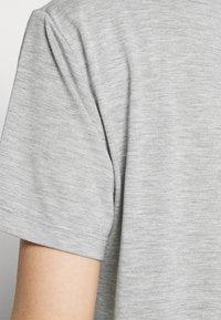 Marks & Spencer London - RELAXED - Basic T-shirt - grey - 4