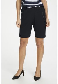Kaffe - KAJILLIAN VILJA - Shorts - black deep - 0