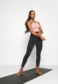 Nike Performance - THE YOGA 7/8 - Tights - black - 1