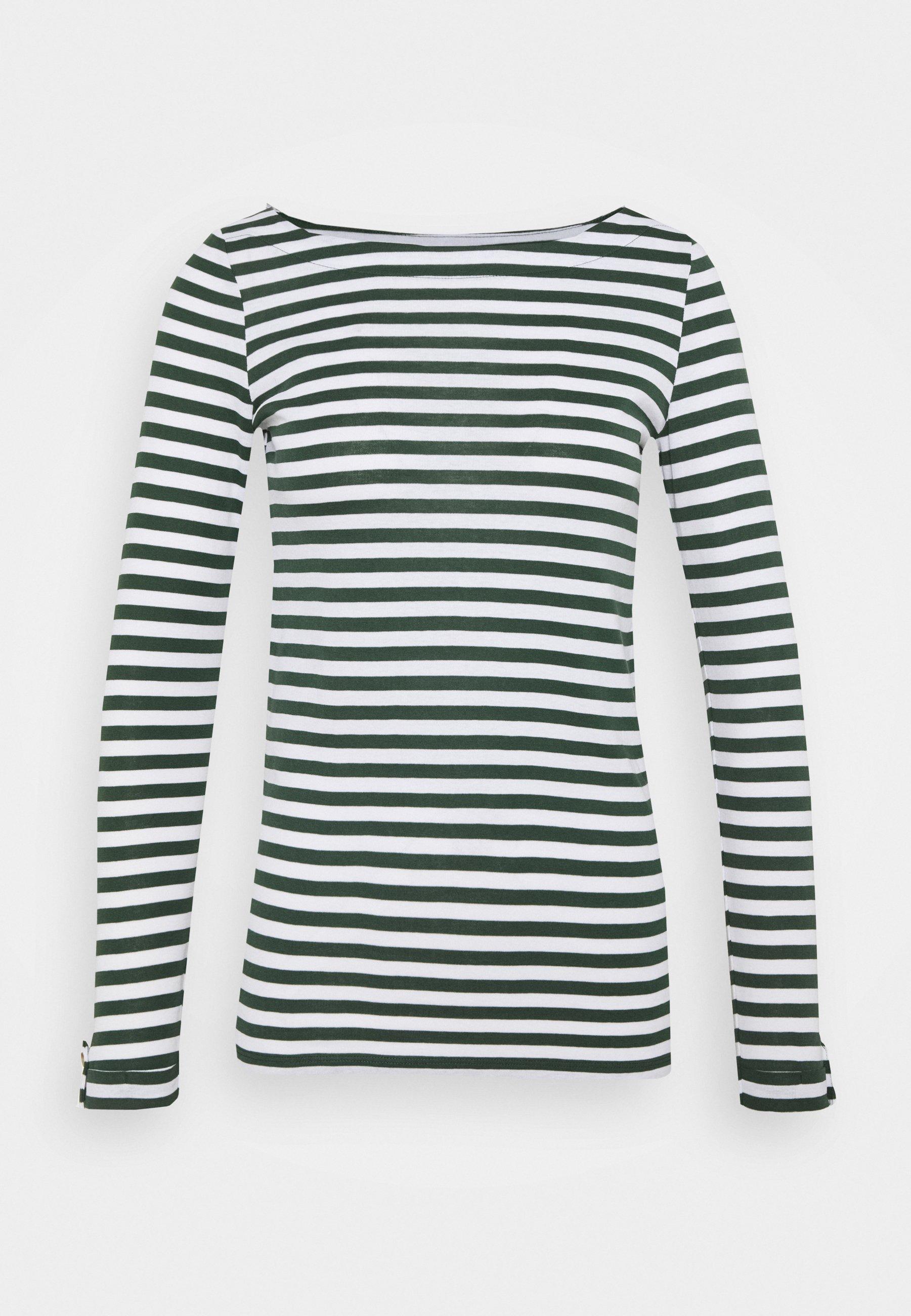 Women STRIPE LONGSLEEVE - Long sleeved top
