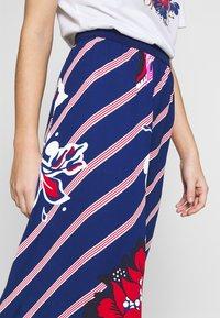 By Malene Birger - BIELLA - A-line skirt - ultramarine - 3