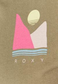 Roxy - SAGA TEES - Top - covert green - 2