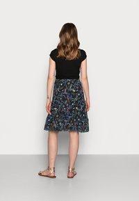 MAMALICIOUS - MLFATO SKIRT - A-line skirt - black - 2