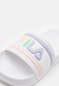 Fila - MORRO BAY UNISEX - Mules - multicolor - 5