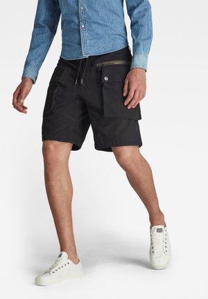 ALPINE POCKET MODULAR - Shorts - dk black