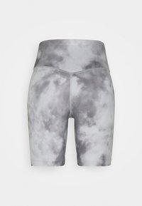 Nike Performance - ONE CORE - Leggings - smoke grey/white - 6