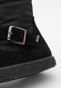 Primigi - Kotníkové boty - nero - 5