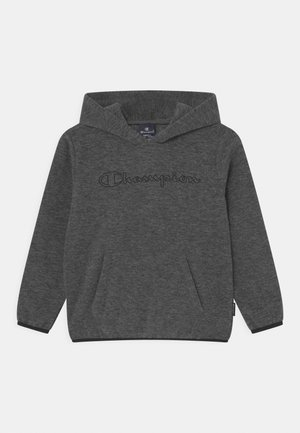 OUTDOOR HOODED UNISEX - Sweat à capuche - mottled grey