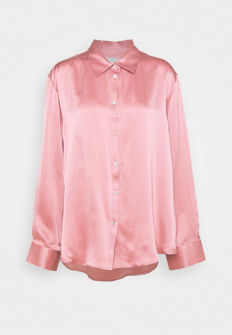 ASCENO - THE LONDON - Pyjama top - dusty rose
