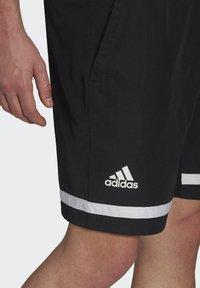 adidas Performance - Träningsshorts - black - 3