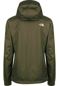 The North Face - Waterproof jacket - new taupe green white - 1