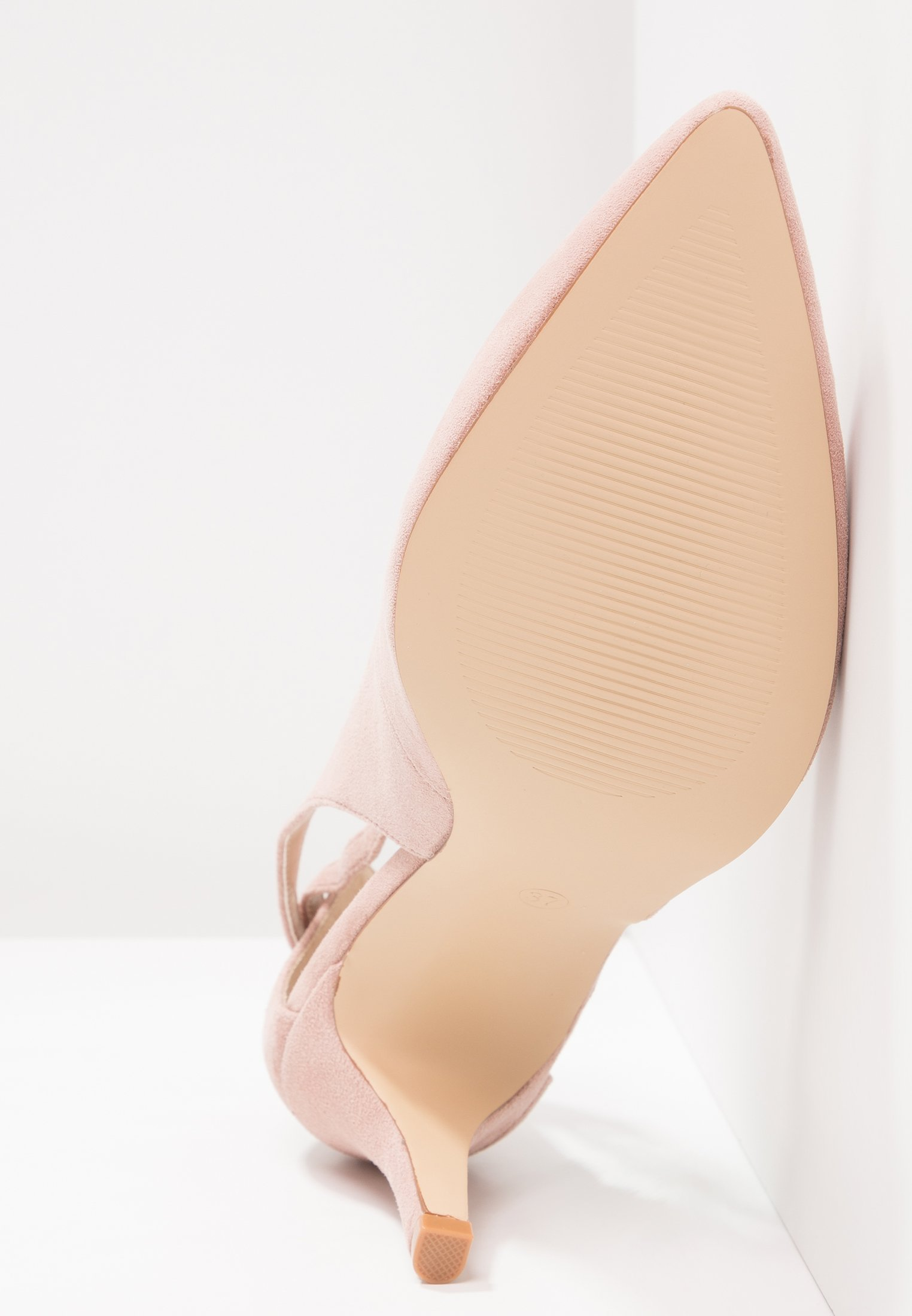 Anna Field Leather Pumps - High Heel Pink