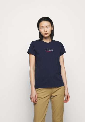 T-shirt con stampa - cruise navy