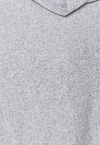 Anna Field - Ponczo - grey - 2