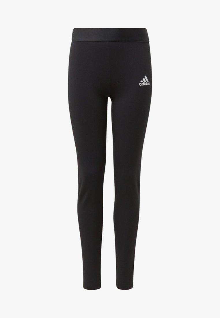 adidas Performance - MUST HAVES 3-STRIPES LEGGINGS - Legging - black