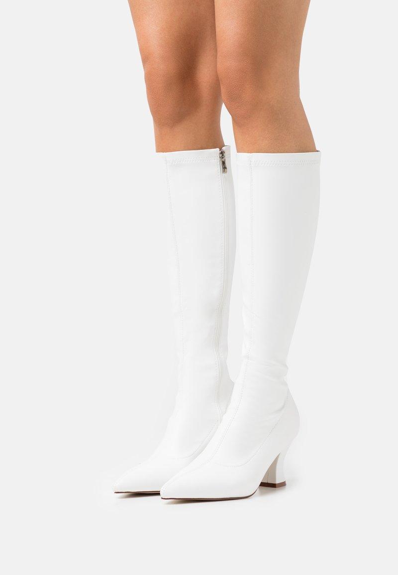 BEBO - HEALEY - Klassiska stövlar - white