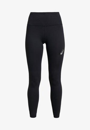 HIGH WAIST - Legginsy - performance black