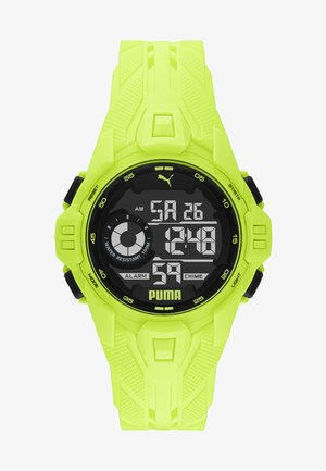 BOLD - Digital watch - yellow