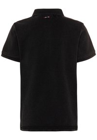 Napapijri - ELBAS - Polo shirt - black - 1