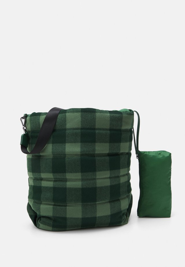 PILLOW - Borsa a mano - lightning green