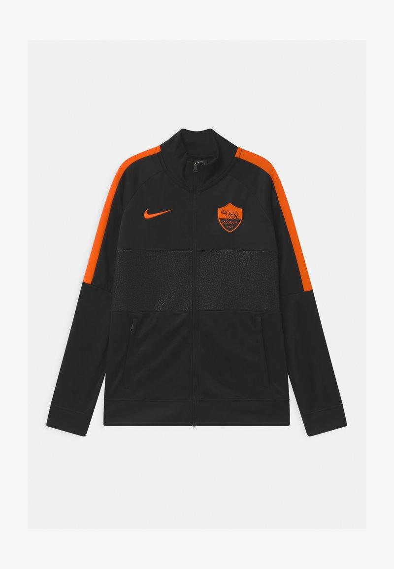 Nike Performance - AS ROM UNISEX - Klubové oblečení - black/safety orange