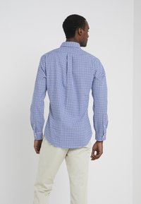 Polo Ralph Lauren - SLIM FIT - Shirt - blue/white - 2