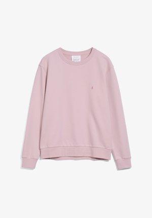 MAATHILDE - Sweatshirt - pale mauve