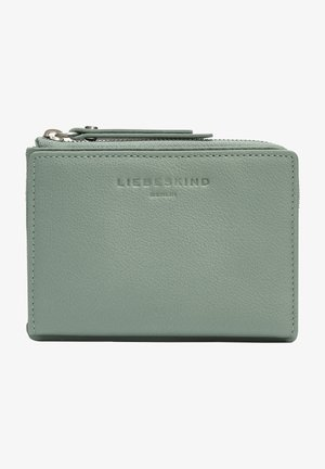 Wallet - minty green