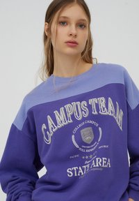 PULL&BEAR - Felpa - purple - 3