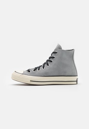 CHUCK TAYLOR ALL STAR 70 UNISEX - Korkeavartiset tennarit - ash stone/black/egret