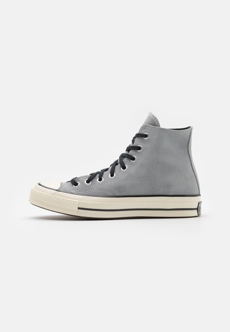 Converse - CHUCK TAYLOR ALL STAR 70 UNISEX - Höga sneakers - ash stone/black/egret