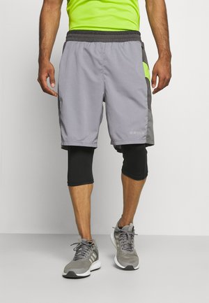 POWER SHORTS BE ONE - Sports shorts - alloy