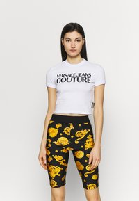Versace Jeans Couture - T-shirt print - white - 0