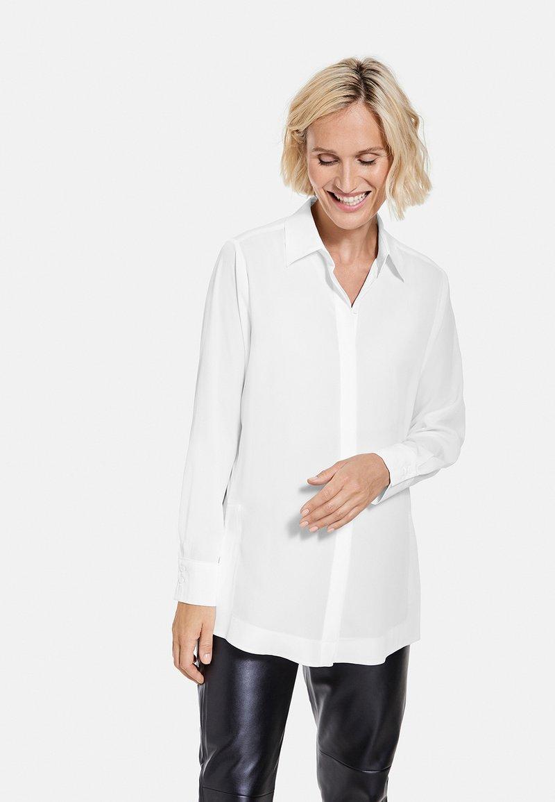 Gerry Weber - Button-down blouse - sahne
