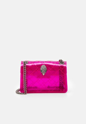 MINI KEN - Across body bag - fushia