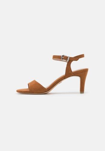 Sandales - muscat